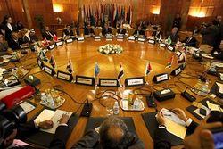 ЛАГ призывает к отправке в Сирию иностранных солдат