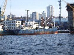 Во Владивостоке голодуют моряки, им не платят зарплату