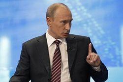 Путин уважает москвичей и поддерживает мэрию