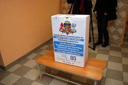 Завершен референдум в Латвии, самая высокая явка в Риге