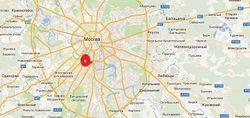 В Москве одновременно подожгли четыре иномарки