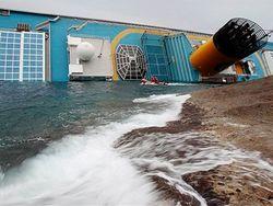 Costa Concordia: список жертв лайнера увеличивается