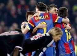 Победный гол «Базель» забил за 4 минуты до конца матча