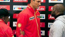 Мормек рассказал, как сломает Кличко и заберет его пояса