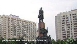 В Москве безработный владелец дорогой иномарки избил дипломата