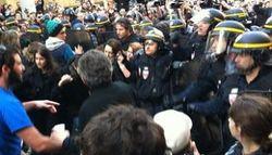 Избиратели заявили Саркози, что за 5 лет он ничего не сделал