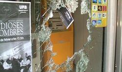 В Барселоне захвачено здание университета
