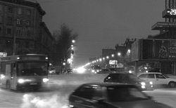 В Новосибирске стреляли в спортсменов: не уступили дорогу