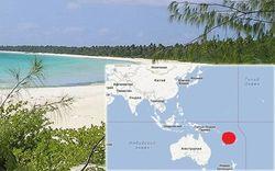Новую Каледонию тряхнуло почти на 7: данных о разрушениях нет