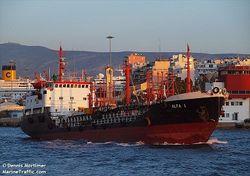 Близ Греции затонул танкер: сохраняется угроза утечки топлива