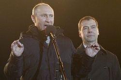 Максимальная поддержка у Путина в Чечне, минимальная – в Москве