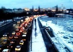 Мужчина на «Ноуте» вылетел в Москву-реку