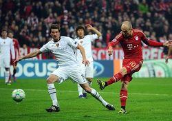 Бавария – Базель 7-0: как это было