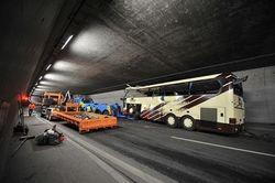 Версии ужасной аварии в Швейцарии и фото с места трагедии
