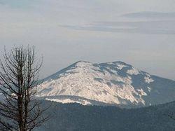 Гора Фалаза в Приморье похоронила под лавиной сноубордиста