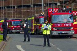 Взрыв в полицейском участке Лондона спровоцировали рабочие