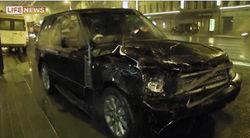 Range Rover с немцами спровоцировал смертельное ДТП в Москве