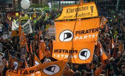 Немецкие пираты будут заседать в ландтаге Саара