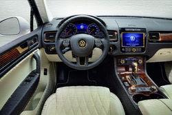 Угнанный в Москве VW Touareg принадлежал федеральному судье