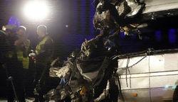 Лесовоз протаранил микроавтобус с горняками в Польше: 8 погибших