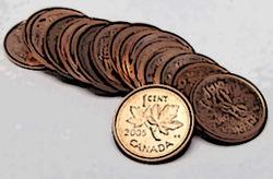 Почему в Канаде решили избавиться от 1 цента?