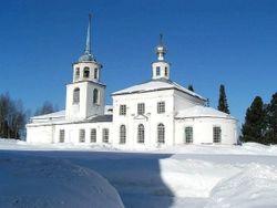 Пожар в Артемиево-Веркольском монастыре локализован