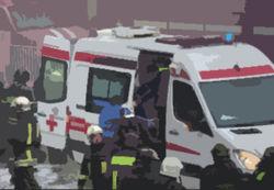 Озвучена версия пожара на Качаловском рынке