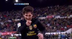 Как Лионель Месси забил свой 60-й в сезоне, рекордный гол