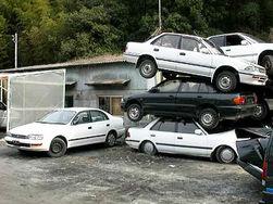 японских подержанных автомобилей