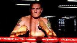 Боксер из Австралии попал в больницу