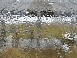 В воскресенье на Петербург обрушится ледяной дождь