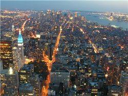 В 2010 году Нью-Йорк побил рекорд по туристам