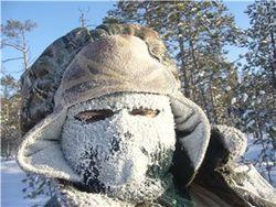 На Сибирь надвигаются суровые морозы