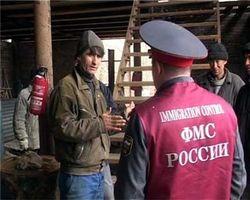 Во вторник в Москве задержали 30 бастующих нелегалов