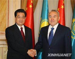 Среднеазиатские ресурсы уходят в Китай