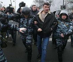 Немцов и Лимонов продолжат оппозиционную борьбу