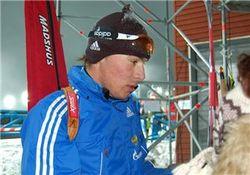 Мистика преследует российского биатлониста по пятам
