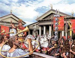 На падение Римской империи мог повлиять климат