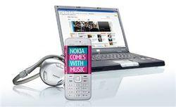 Бесплатный музыкальный сервис Nokia больше недоступен