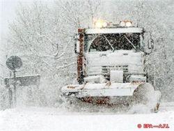 Транспортная система Китая парализована из-за обильных снегопадов