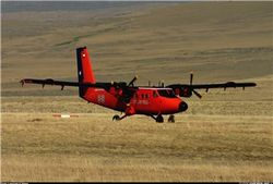 В Эквадоре разбился самолет с военными, есть жертвы