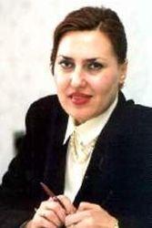 замглавы Госказначейства Украины Татьяны Грицун