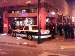 Таксист из Сан-Диего покалечил 25 человек