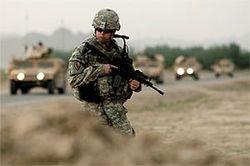 НАТО: в Афганистане найдено тело пропавшего американского моряка