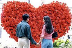 Что россияне будут дарить в День Св.Валентина?