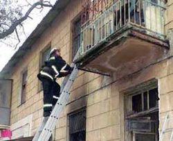 В Севастополе пожар забрал жизнь ребенка