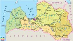 Визу в Латвию можно заказать, не выходя из дома