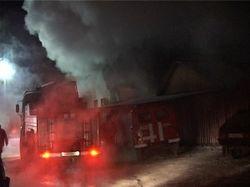 Что стало причиной пожара здания отдела судебных приставов?
