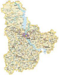 В Киевской обл. маршрутка влетела в грузовик