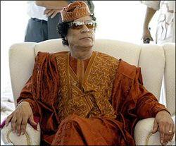 Ливия: Удержаться у власти любой ценой?